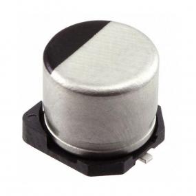 100/25 SMD, elektrolit