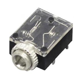 3.5mm ST plastični ugradni-print F sa prekidačem