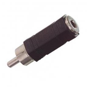 Adapter 3.5mm ST F - RCA M