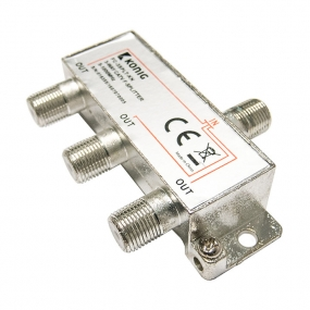 Adapter antenski 1xIN - 3xOUT HQ