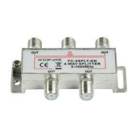 Adapter antenski 1xIN - 4xOUT HQ