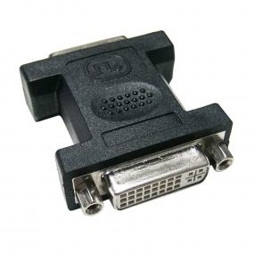 Adapter DVI-I F - DVI-I F
