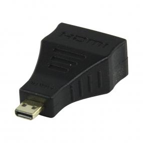 Adapter HDMI AF - HDMI DM micro