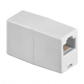 Adapter mrežni 1xRJ45 F - 1xRJ45 F, pin/pin
