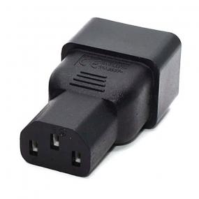 Adapter napojni C20 M - C13 F