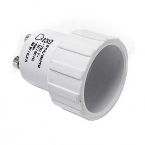 Adapter sijalični GU10 M - E14 F