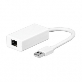 Adapter USB 2.0 AM - RJ45 F, 10/100Mbit/s