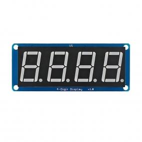 Arduino 4xLED display, 0.56