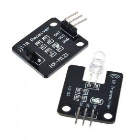 Arduino IR modul 38KHz, prijemnik + predajnik