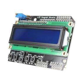 Arduino LCD 2x16 BL