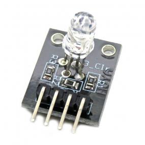 Arduino LED okrugla 5mm RGB
