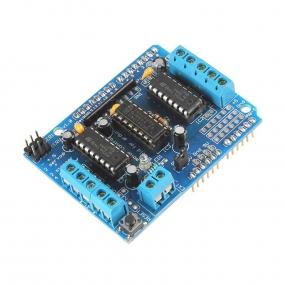 Arduino motor kontroler L293D
