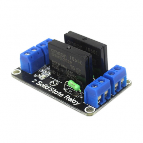 Arduino relejni modul 2xSSR, 240V, 2A