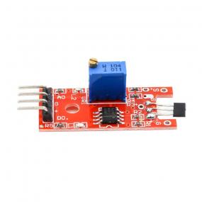 Arduino senzor magnetnog polja linearni - Hall Effect
