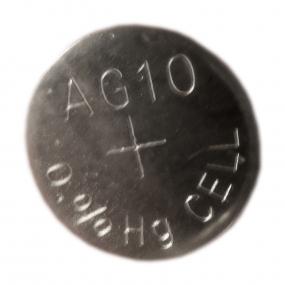 Baterija AgfaPhoto alkalna AG10 (LR54), 1.5V