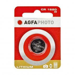 Baterija AgfaPhoto CR1620, Li 3V