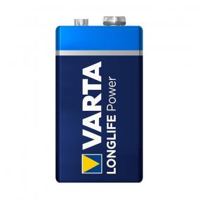 Baterija Varta alkalna 1604A (6LR61), 9V, blister