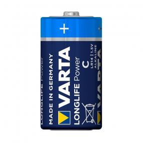 Baterija Varta alkalna C (LR14), 1.5V, blister 2/1