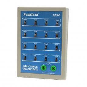 Dekadna kutija induktivna PeakTech 3290