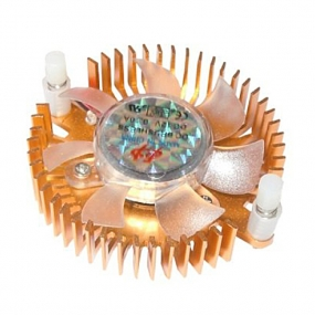 H 55x14mm okrugli sa ventilatorom 12V