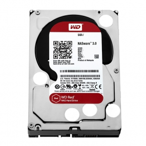 HDD WD10EFRX 1TB SATAIII-600 64MB
