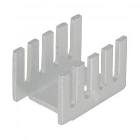 Hladnjak FK301 za TO220, (27K/W), neeloksiran