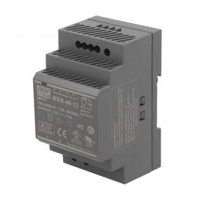Ispravljač HDR-60-12, 4500mADC, 12VDC, za DIN šinu