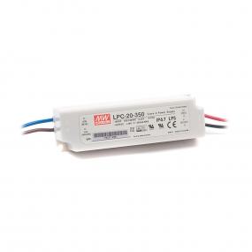Ispravljač LPC-20-350, 16.8W, 9-48VDC, IP67