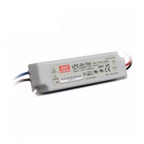 Ispravljač LPC-20-700, 21W, 9-30VDC, IP67