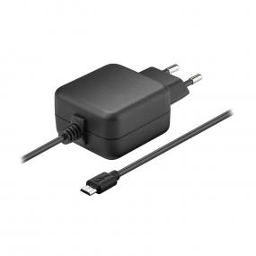Ispravljač za RaspberryPi, 2500mA 5VDC, USB BM micro, 1m