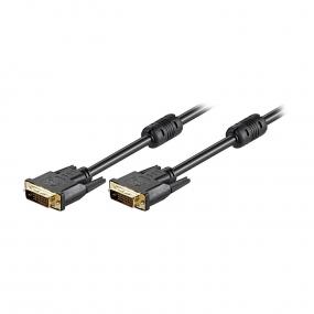 Kabl DVI-D M - DVI-D M, dual link 15m
