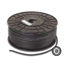 Kabl mikrofonski mono 1x0.5 crni OFC