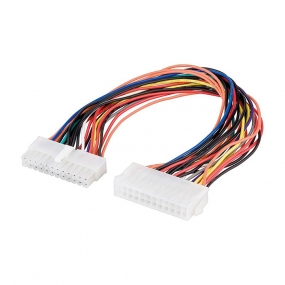 Kabl PC napojni 24pol M - napojni 24pol F, 0.3m