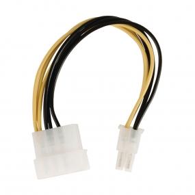 Kabl PC Napojni M - Napojni PCI-E 6p, 0.15m