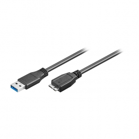 Kabl USB 3.0 AM - USB BM micro, 1.8m