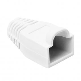 Kapica za UTP 8/8 (RJ45) bela