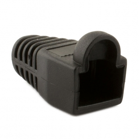 Kapica za UTP 8/8 (RJ45) crna