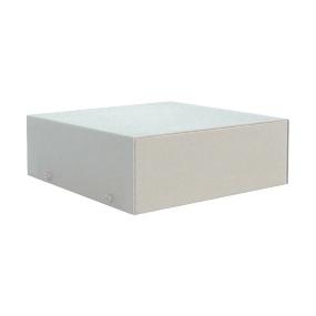Kutija metalna KMA-25 80x250x200mm, 1.5mm