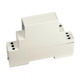 Kutija plastična Elbag MR1/C, za šinu, 6 mesta