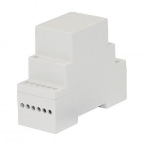 Kutija plastična Elbag MR2/C, za šinu, 12 mesta