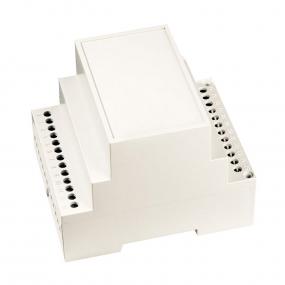 Kutija plastična Elbag MR4/C, za šinu, 25 mesta
