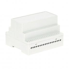 Kutija plastična Elbag MR6/C, za šinu, 35 mesta