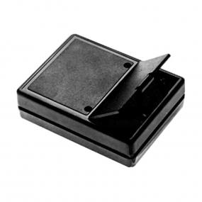 Kutija plastična Strapubox 6029, 80x61x22mm, crna