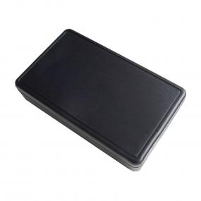 Kutija plastična Strapubox 2000, 102.5x61.5x26mm, crna