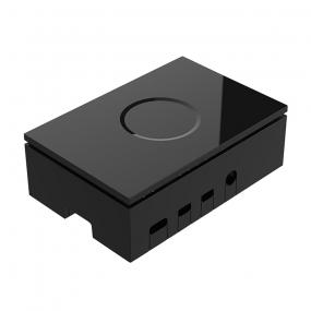 Kućište za RaspberryPi 4 B Multicomp, crno