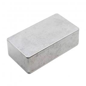 Kutija metalna 125B, 122x66x39.5mm, aluminijum