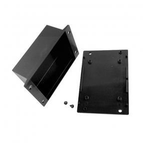 Kutija plastična Strapubox 516, 67x80x31mm, crna
