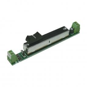 LED dimer klizni 1x8A, 12/24VDC