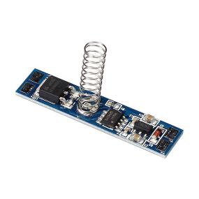 LED dimer za alu profil TD003, 8A, 12/24VDC