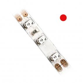 LED traka crvena, 66xLED3528/m, vodootporna, 1m
